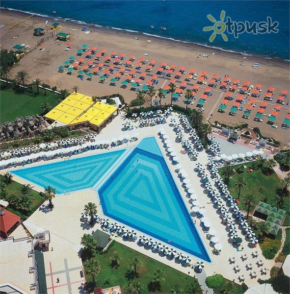 Фото отеля Adora Golf Resort Hotel 5* Белек Турция