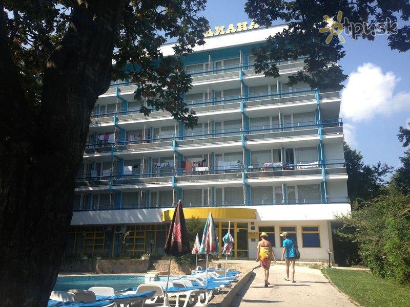 Фото отеля Диана 2* Золотые пески Болгария