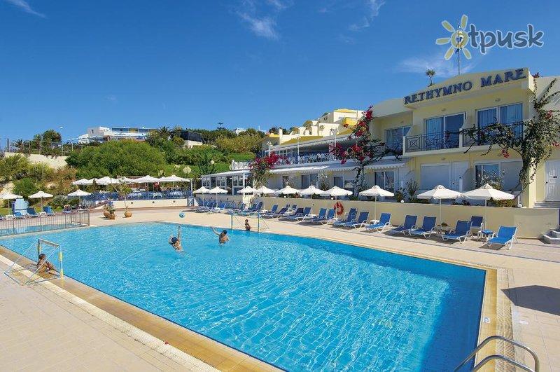Фото отеля Rethymno Mare Royal & Water Park 5* о. Крит – Ретимно Греция