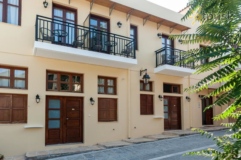 Фото отеля Pallazzo Fortezza 4* о. Крит – Ретимно Греция