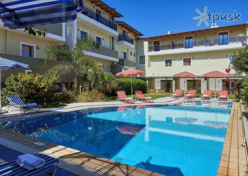 Фото отеля Panormo Beach Hotel 3* о. Крит – Ретимно Греция