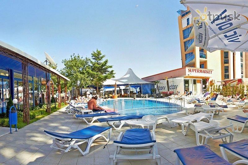Фото отеля Палас 3* Солнечный берег Болгария