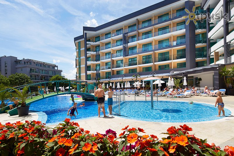Фото отеля Диамант 4* Солнечный берег Болгария