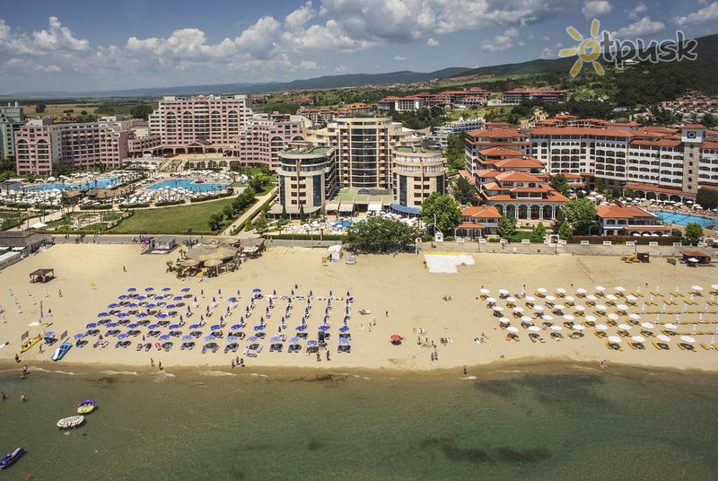 Фото отеля Marlin Beach Hotel 4* Солнечный берег Болгария