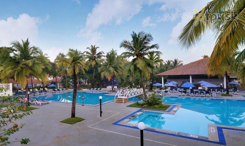 Фото отеля Novotel Goa Dona Sylvia Resort 5* Южный Гоа Индия