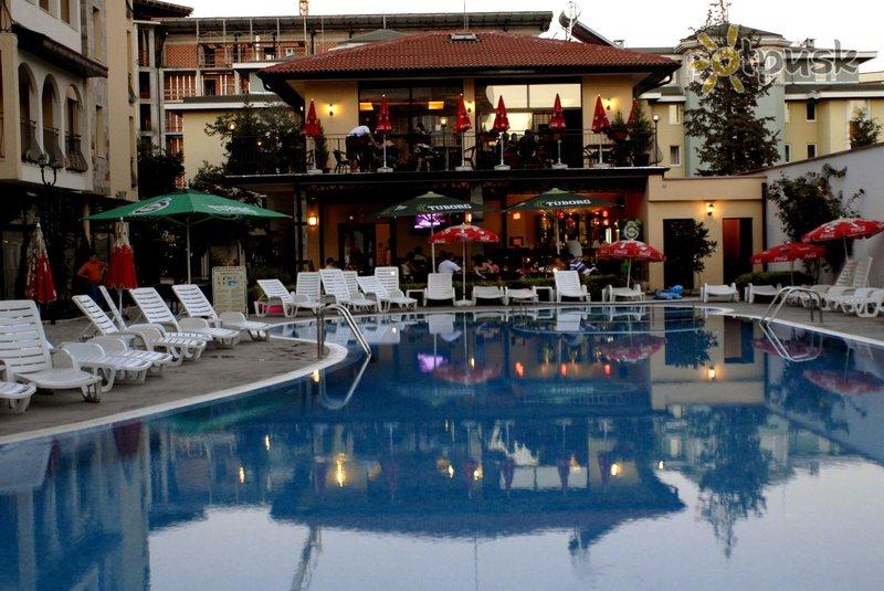 Фото отеля Rose Village Aparthotel 3* Солнечный берег Болгария