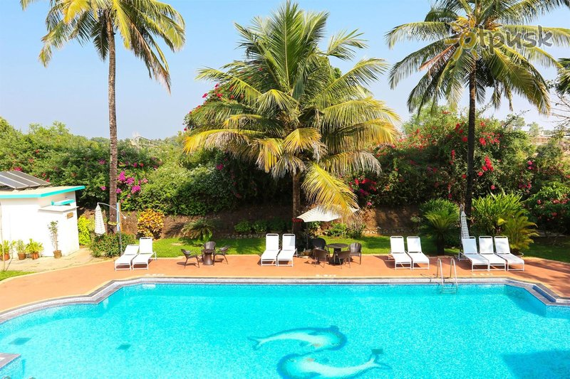 Фото отеля Longuinhos Beach Resort 3* Южный Гоа Индия