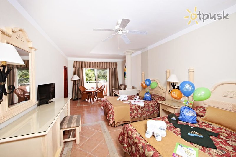 Фото отеля Gran Bahia Principe Turquesa 5* Пунта Кана Доминикана