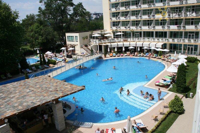 Фото отеля Гранд Оазис 4* Солнечный берег Болгария