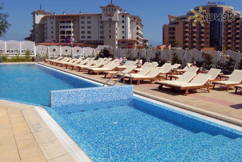 Фото отеля Sunset Hotel 4* Солнечный берег Болгария