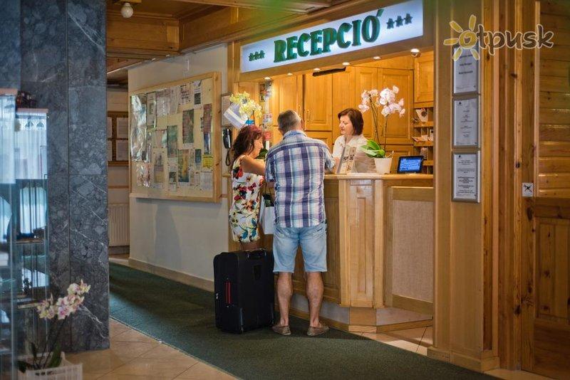 Фото отеля Majerik Hotel 3* Хевиз Венгрия