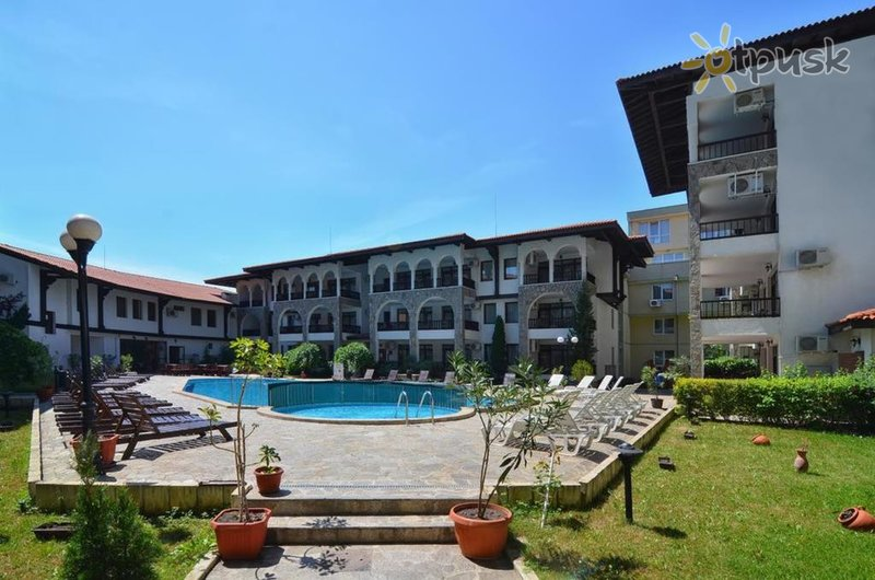 Фото отеля Severina Hotel & Apartments 3* Солнечный берег Болгария