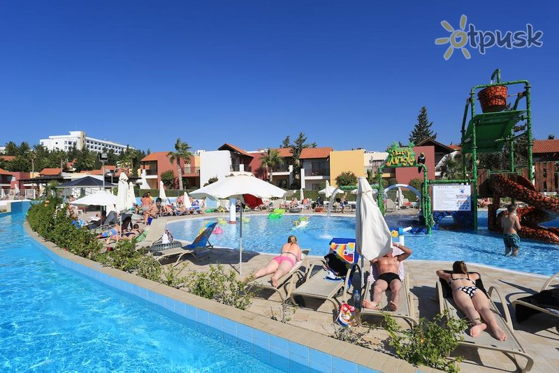 Фото отеля Aqua Sol Holiday Village Water Park Resort 4* Пафос Кипр