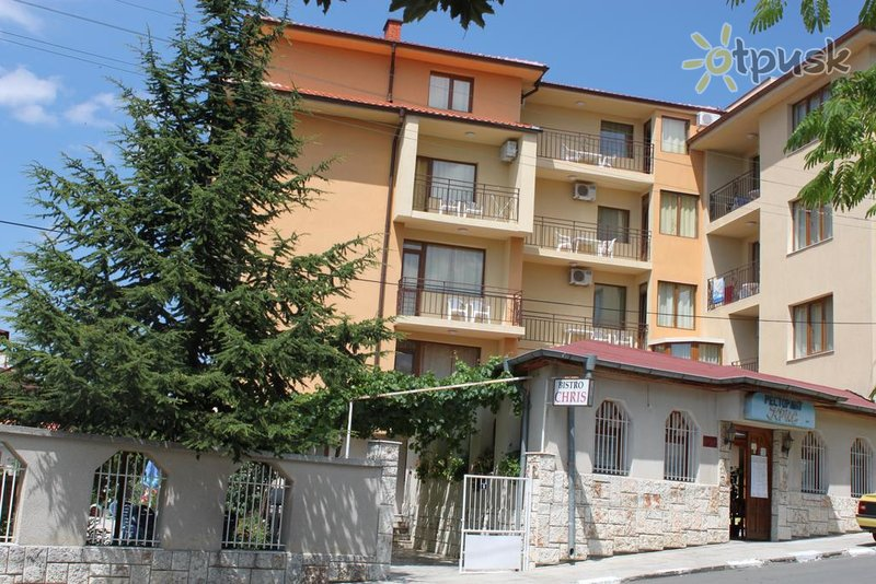 Фото отеля Chris Hotel 3* Святой Влас Болгария
