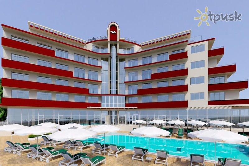 Фото отеля Maria Palace 4* Солнечный берег Болгария