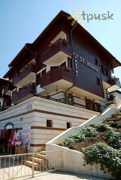 Фото отеля Saint Nikola Hotel 3* Несебр Болгария