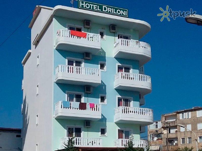 Фото отеля Drilon 3* Ксамил Албания