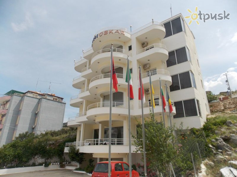 Фото отеля Oskar Hotel 4* Саранда Албания