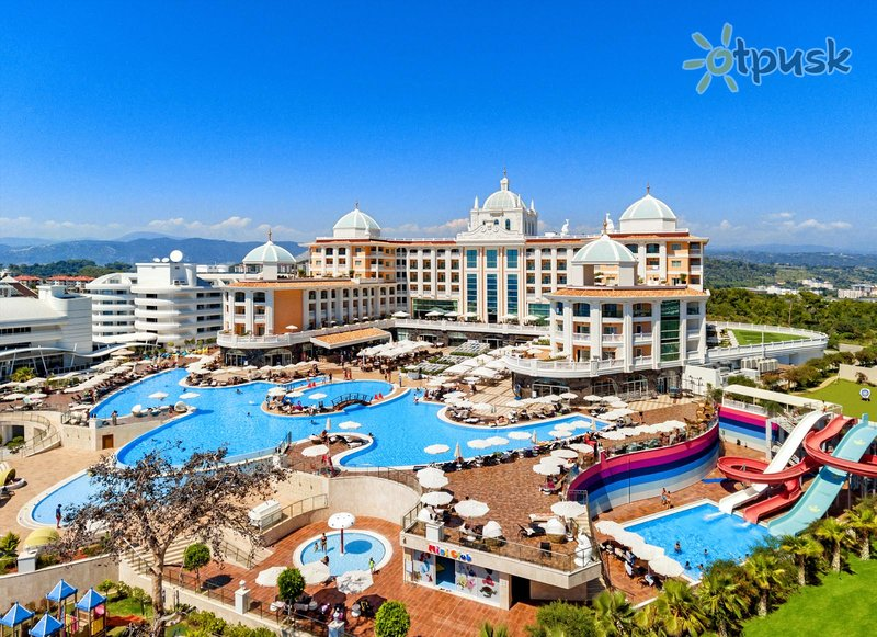 Фото отеля Litore Resort Hotel & Spa 5* Алания Турция