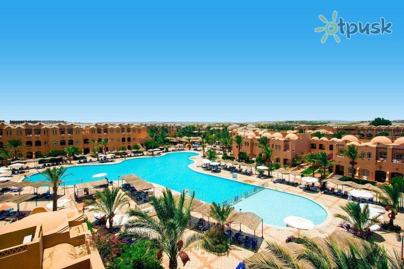 Фото отеля Jaz Makadi Oasis Resort 5* Макади Бей Египет