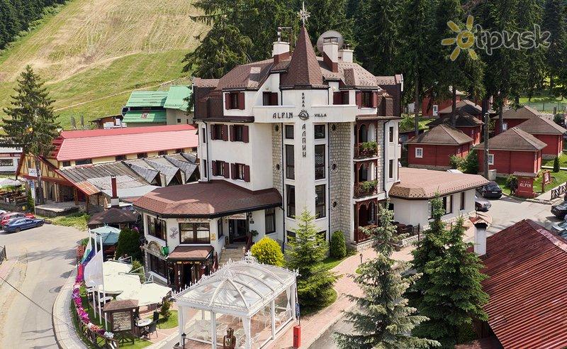 Фото отеля Alpin Hotel 4* Боровец Болгария