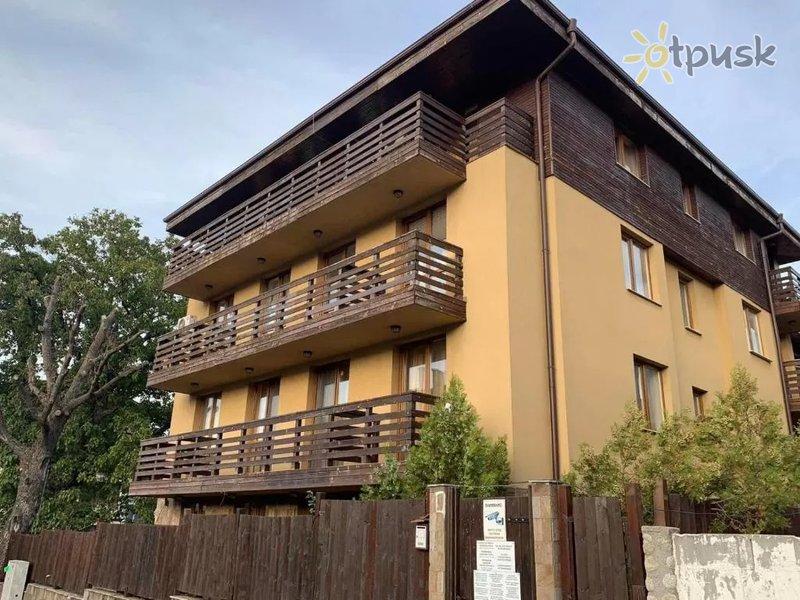 Фото отеля Banderitsa 4* Банско Болгария