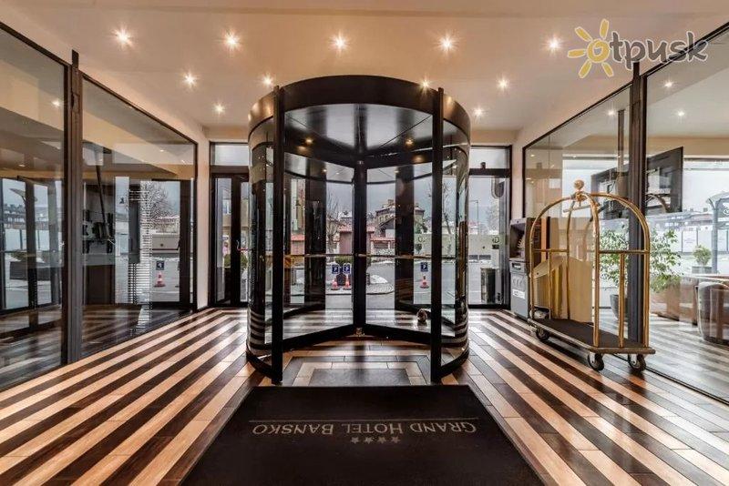 Фото отеля Grand Hotel Bansko 4* Банско Болгария
