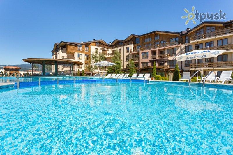Фото отеля Green Wood Hotel & Spa 4* Банско Болгария