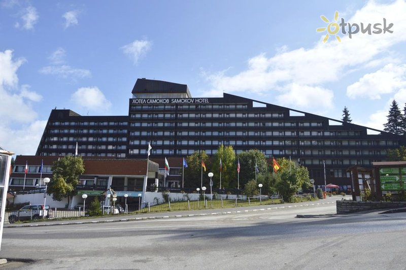Фото отеля Samokov Hotel 4* Боровец Болгария