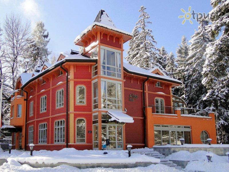 Фото отеля Sokol Hotel 3* Боровец Болгария