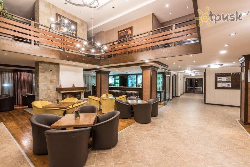 Фото отеля Lion Hotel Borovets 4* Боровец Болгария