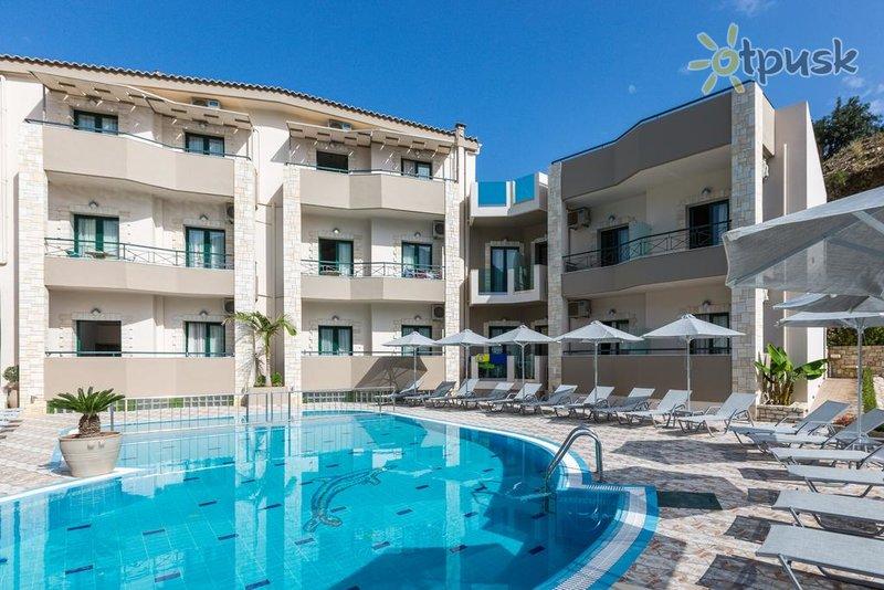 Фото отеля Amalia Apartments 3* о. Крит – Ретимно Греция