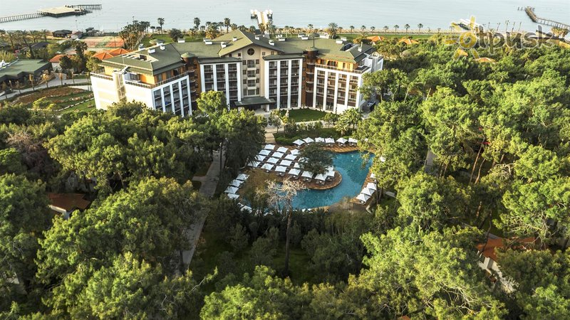 Фото отеля Voyage Sorgun 5* Сиде Турция