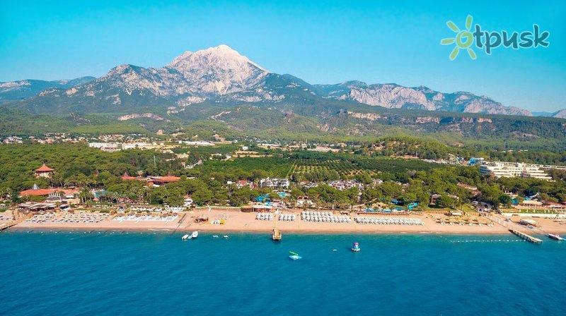 Фото отеля Pirate's Beach Club 5* Кемер Турция