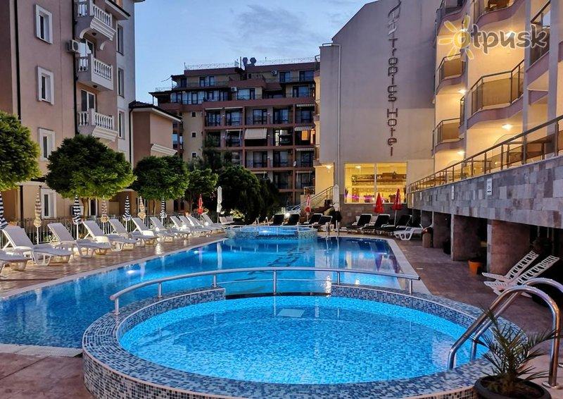 Фото отеля Tropics Hotel 3* Святой Влас Болгария