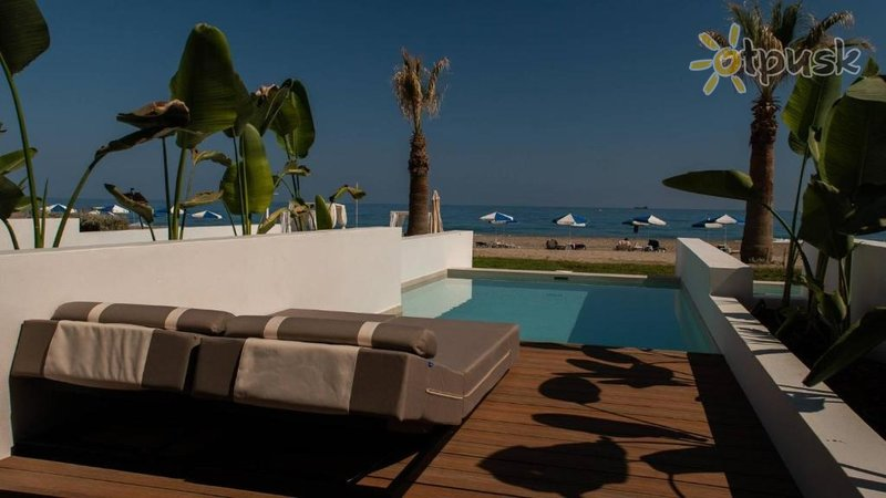 Фото отеля Iperion Beach Hotel 3* о. Крит – Ретимно Греция