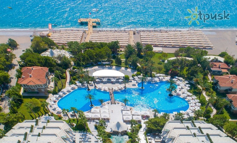 Фото отеля Queen's Park Tekirova Resort & Spa 5* Кемер Турция