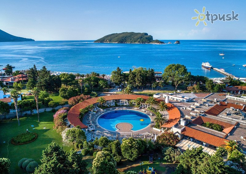 Фото отеля Slovenska Plaza 3* Будва Черногория