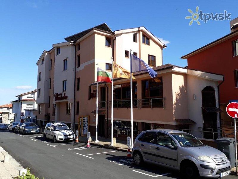 Фото отеля Chuchulev Hotel 3* Созополь Болгария
