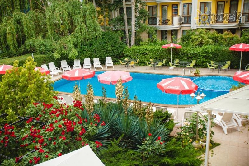 Фото отеля Dеva Hotel 3* Солнечный берег Болгария
