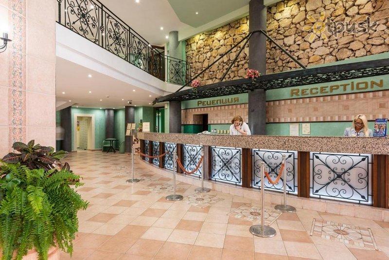 Фото отеля Hrizantema Hotel & Casino 4* Солнечный берег Болгария