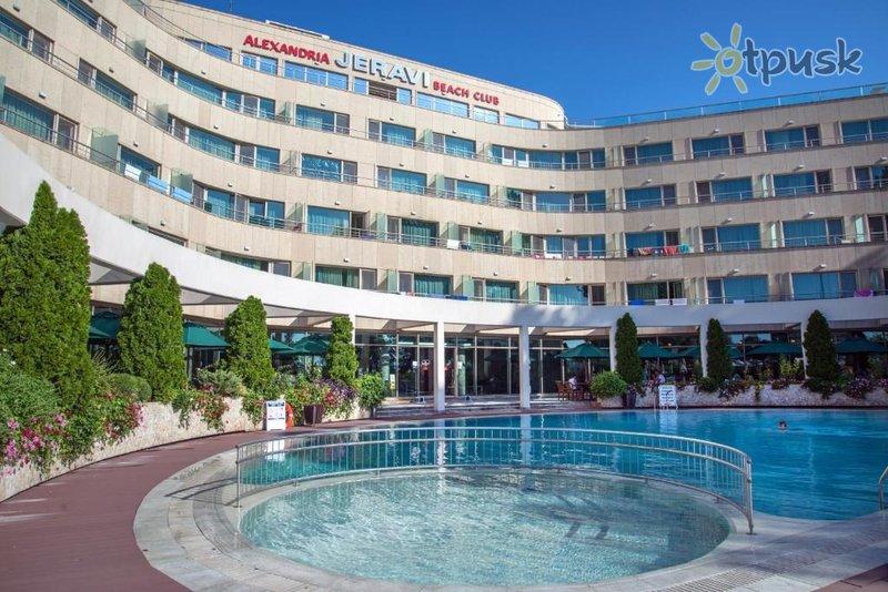 Фото отеля Jeravi Hotel 4* Солнечный берег Болгария