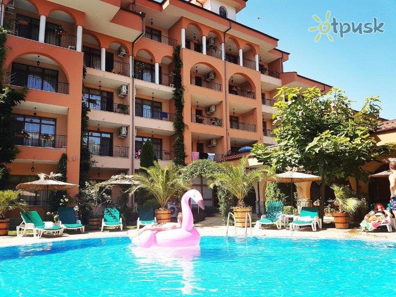 Фото отеля Liani Hotel 3* Солнечный берег Болгария