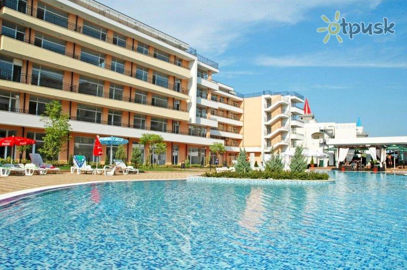 Фото отеля Камелия Гарден 3* Солнечный берег Болгария