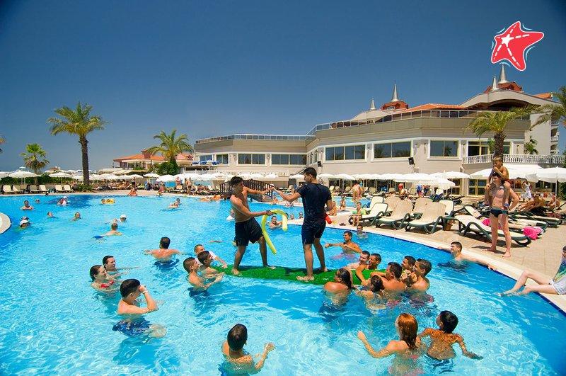 Aydinbey Famous Resort 5*: отель в Белеке, Турция - отзывы