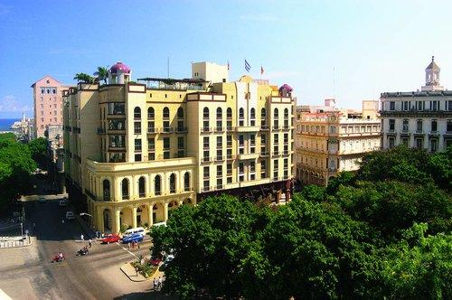 Гарячий тур в Iberostar Parque Central Hotel 5☆ Куба, Гавана