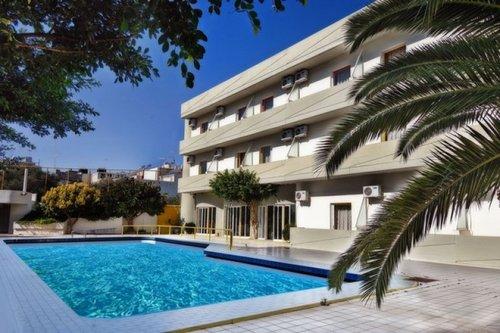 Горящий тур в Porto Plazza Hotel 3☆ Греция, о. Крит – Ираклион