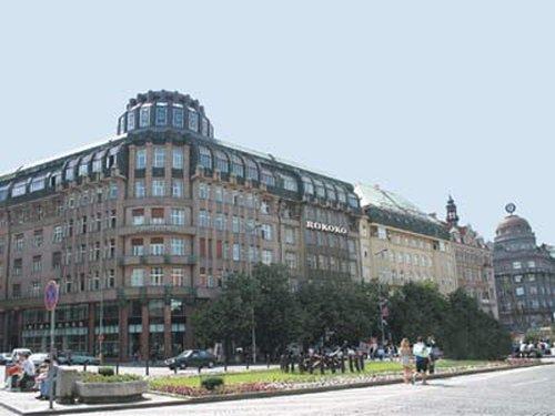 Тур в Rokoko 4☆ Чехия, Прага