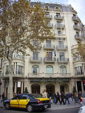 Тур в Majestic 5☆ Іспанія, Барселона
