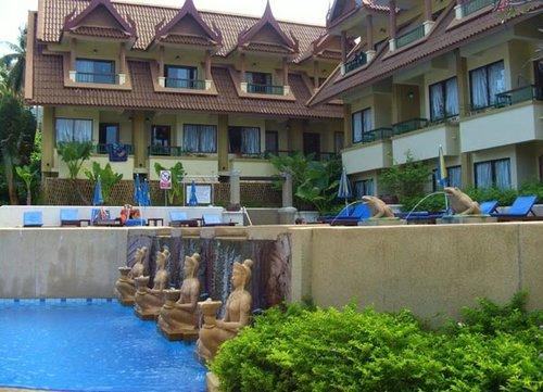 Тур в Diamond Cottage Resort & Spa 4☆ Таїланд, о. Пхукет